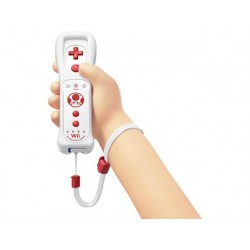 Wii/Wii U Remote - Toad