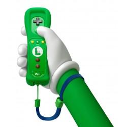 Wii/Wii U remote - Luigi