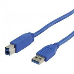 USB 3.0 A - USB 3.0 B, 1m