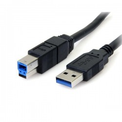 USB 3.0 A - USB 3.0 B, 3m