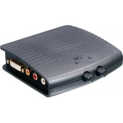 DVi Switch met Audio