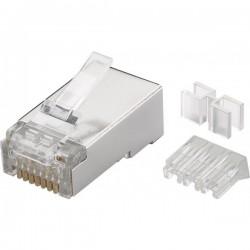 Cat6A/Cat7 SFTP plug