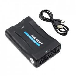 HDMi - Scart converter