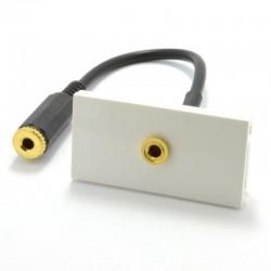 Jack 3.5mm Inbouw module