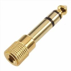 Jack 3.5mm - Jack 6.35mm