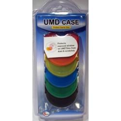 UMD Beschermcases 5-stuks