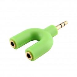 Jack 3.5mm Y-splitter