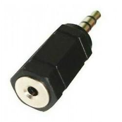 Jack 3.5mm - Jack 2.5mm