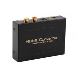 HDMi Optische Audio Out