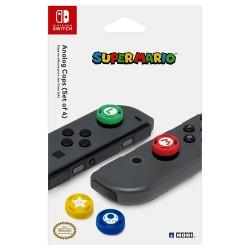 Analoge Caps voor Nintendo...