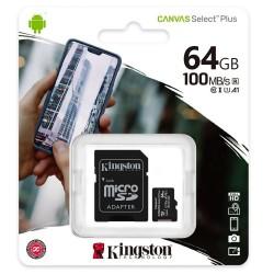 Memorycard MicroSD - 64GB