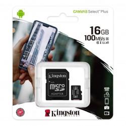 Memorycard MicroSD - 16GB