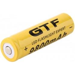 Batterij 18650, 9800mAh