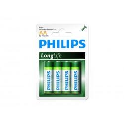 Philips Longlife 4xAA