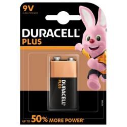 Duracell 9V blokje