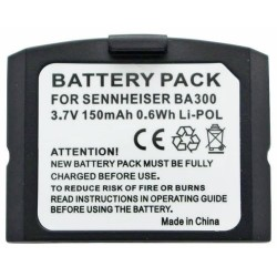 Batterij BA300 Sennheiser
