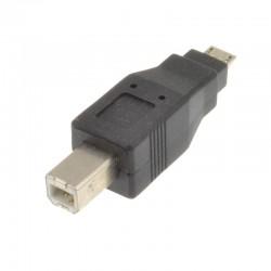 USB 2.0 B - MicroUSB A