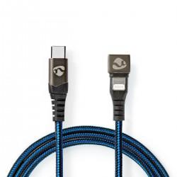 Lightning - USB-C, 2m