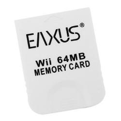 Gamecube & Wii Memory 64Mb
