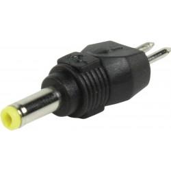 Adapterplug 4.0x1.7mm