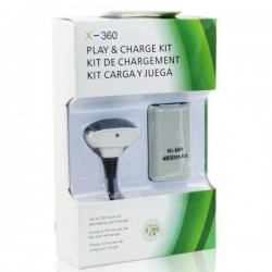 Play & Charge Kit Xbox360...