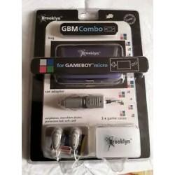 Reispakket voor Gameboy Micro