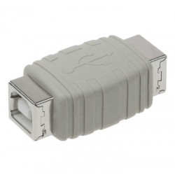 USB B - USB B adapter