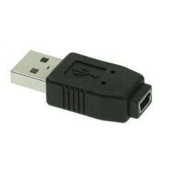 USB A - Mini USB adapter