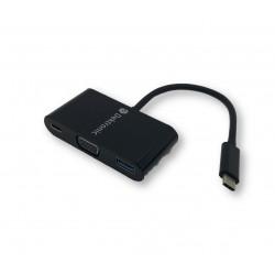 USB C - VGA/USB 2.0