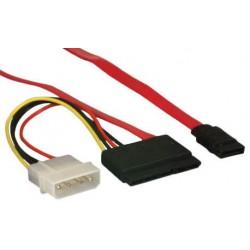 S-ATA Combi-Kabel