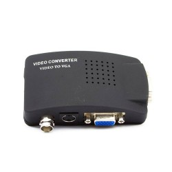 BNC & SVhs - VGA Converter