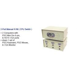 KVM Switch VGA & PS2